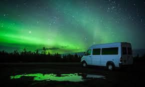 alaska aurora lights tour aurora borealis in fairbanks alaska rvwest