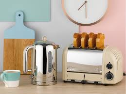 Dualit 4 Toaster Clay 4 Slice Toaster The Original 4 Slot Newgen From Dualit