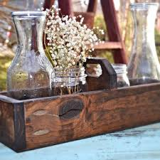 Rustic Center Pieces Best Rustic Box Wedding Centerpieces Products On Wanelo