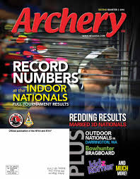 2016 second quarter by national field archery association issuu