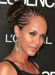 pin up hair styles for black women braided hair 15 best braided hairstyles for long faces black braided