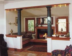 Living Room And Dining Room Divider Interior Likeable Kitchen Living Room Divider Ideas That Separate