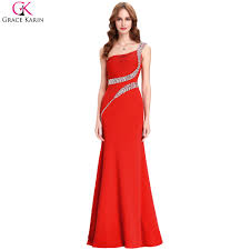 online get cheap prom dress red mermaid aliexpress com alibaba