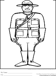 canada coloring pages rcmp coloring pages pinterest social