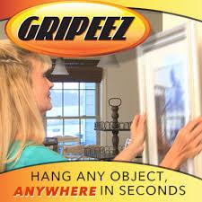 gripeez pads wall hooks as seen on tv store com