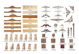 decorative wood molding for cabinets wood mouldings wood