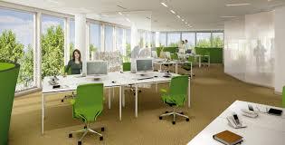 bureau lumineux location bureaux marseille 13014 grand open space lumineux avec vue