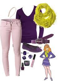 Daphne Scooby Doo Halloween Costume 221 Cartoon Fashion Images Cartoon Scooby Doo