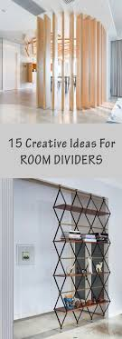 divider design 15 creative ideas for room dividers contemporist