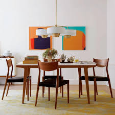 west elm expandable table modern expandable dining table west elm canada