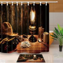 Shower Curtains Sets For Bathrooms by Popular Western Bathroom Shower Curtains Buy Cheap Western