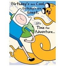 awesome birthday cards adventure time general birthday card awesome mate danilo