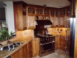 cuisine merisier armoires de cuisine et salle de bain meubles et design richtin