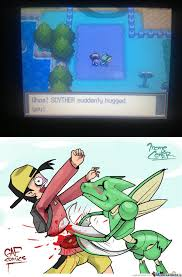 Meme Center Pokemon - meme center on twitter whoa scyther suddenly hugged you