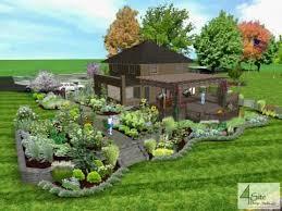 swansea residence landscape design 3d model avi youtube