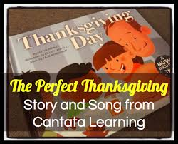 the library voice the thanksgiving story song lesson