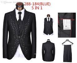 online cheap wholesale latest designs jackets pants vest tie