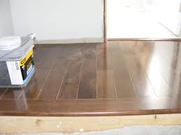 Home Decor Laminate Flooring by Home Depot Hardwood Floor Is There Stair Nose Molding For This