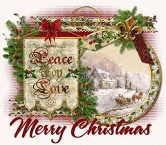 25 merry christmas 3d animated gif images images