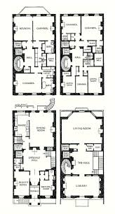 adelanto combined floorplan narrow townhouse floor plans 2 on