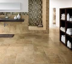 small bathroom tile floor ideas nice beige tile flooring ideas for small bathrooms and wooden