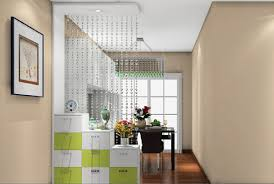 Interior Partition French Interior Partition For Aisles And Dining Room 3d House