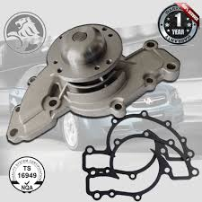 engine water pump holden commodore vz ve wl wm berlina calais