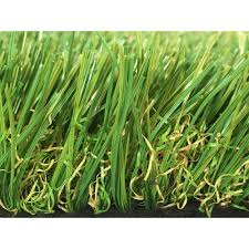 Outdoor Turf Rug Greenline Greenline Sapphire 50 Fescue Artificial Grass Synthetic