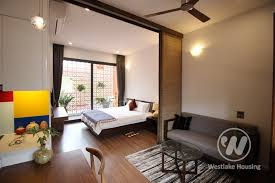 japanese studio apartment for rent in hai ba trung district ha
