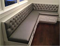 build a custom corner banquette bench banquette corner bench