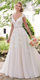 a line wedding dress best 25 pretty wedding dresses ideas on princess