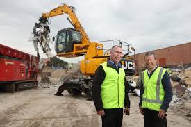 excavators in the news