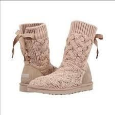 ugg womens isla boots 60 ugg shoes nib s ugg boots isla knit