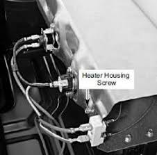 how to replace your electric dryer u0027s heating element