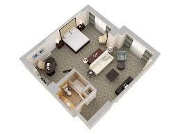 3d model floor plan hilton bonnet creek 3d floor plans