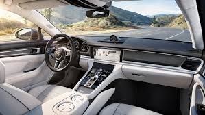 porsche cars panamera the sports car among luxury saloons