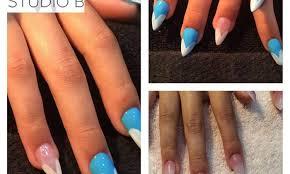 spa nail services studio b ann arbor groupon