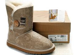 womens ugg boots with buttons 2014 ugg pteris bailey button boots 5803 chestnut