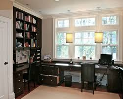 Custom Home Office Houzz - Custom home office designs