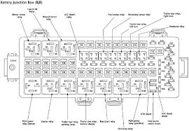 wiring diagram of ford starter relay 08416 with f350 trailer