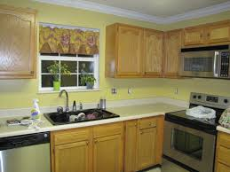 Yellow Kitchen Paint by Stunning Interior Design Kitchen Ideas Orangearts Fresh Modern