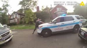chicago halloween shooting i shot at the car u0027 police video shows chaotic aftermath of paul o