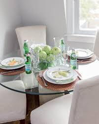 set a country chic brunch table champagne darling