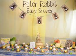 rabbit baby shower peterrabbit jpg