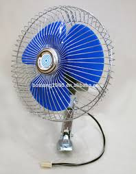 6 inch oscillating fan dc electrical fans 12v and 24v 6 inch 8 inch oscillating bus fan