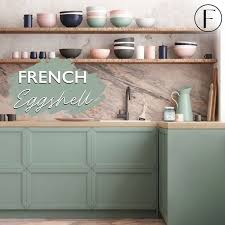 is eggshell paint for kitchen cabinets eggshell