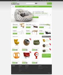 Chair Website Design Ideas Furniture Website Design Unique Website Template Outdoor Furniture
