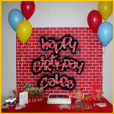 80s Theme Party Ideas Decorations 53 Best Straight Outta Compton Birthday Party Images On Pinterest