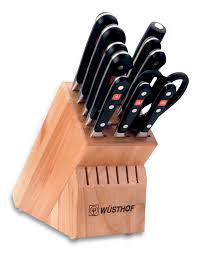 amazon com wusthof classic 12 piece block set block knife sets