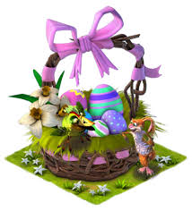 Easter Bunny Village Decorations easter basket ice age village wiki fandom powered by wikia